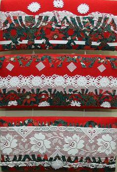 Dana Yakymchuk -  Festive - Textile - 2009