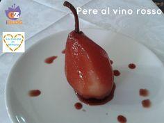 Dopo le feste un #dessert grintoso ma leggero,le #PERE AL #VINO ROSSO http://blog.giallozafferano.it/lacucinadimilena/pere-al-vino-rosso/