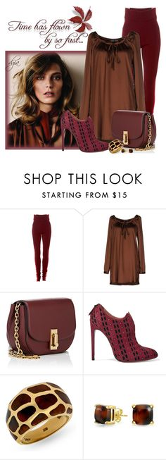 """""""Time has flown..."""" by dgia ❤ liked on Polyvore featuring Emilio Pucci, Mu, Marc Jacobs, Alaïa and Bling Jewelry"""