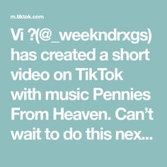 Vi ✨(@_weekndrxgs) has created a short video on TikTok with music Pennies From Heaven. Can't wait to do this next year 🥳 #birthday #happybirthday #birthdayfreebies #fyp #OREOFORSANTA Birthday Freebies, Happy Birthday, Pennies From Heaven, Tween Gifts, Canning, Music, Happy Brithday, Musica, Musik
