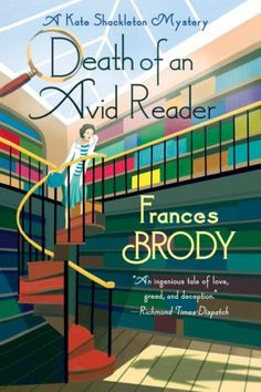 Death of an Avid Reader cover