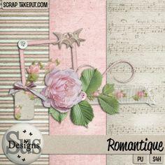 Romantique by Sus Designs