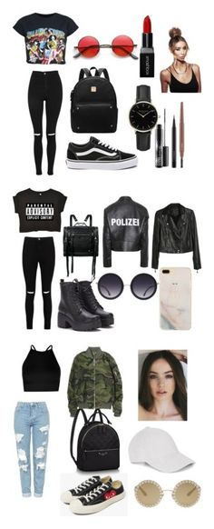 """ыыы"" by kfhfkkb on Polyvore featuring мода, Topshop, Vans, ROSEFIELD, Smashbox, MAC Cosmetics, Boohoo, McQ by Alexander McQueen, Vetements и Paige Denim"