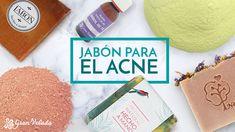 Aprende como hacer jabon para el acne. Te mostramos diferentes recetas con ingredientes naturales, como arcilla, azufre bio, rosa mosqueta...