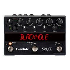 Eventide Space is a ridiculous reverb!