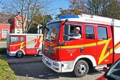 Art-EFX-Substation as Mini Fire Truck in Marne,  #artefx, #murals, #muralpainting, #streetart, #graffitiauftrag, #substation, #illusionsmalerei, #firetruck, #firefighter, #feuerwehr, #marne