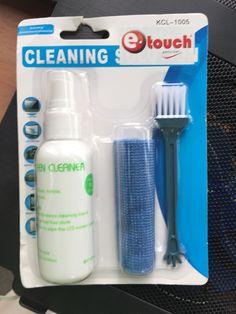 Kit de limpieza para Cel tablet y monitores.  Buscamos distribuidores en todo el país