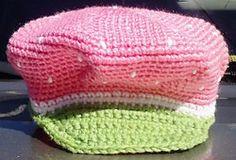 Ravelry: Baby Strawberry Hat pattern by Pamela Albanese