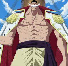 """Edward Newgate from """"One Piece"""""""