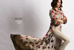 Sana Safinaz Girls Winter Collection 2015