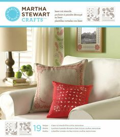 Martha Stewart Crafts™ Medium Stencil-Bandana Paisley