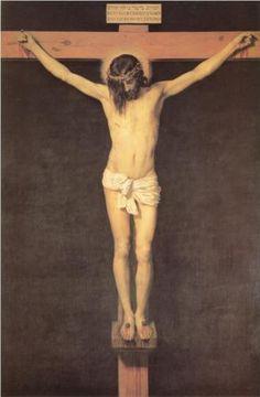 Christ on the Cross - Diego Velazquez