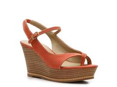 Coral Levity Capri Wedge Sandal High Heel Sandal Shop Women's Shoes - DSW