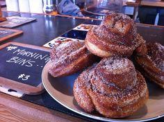 Saturday Morning At The Hello Cafe! Mmmmm! https://www.facebook.com/cedarcirclefarm