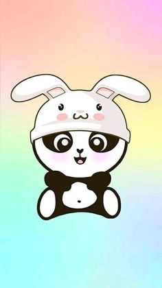 Cute Panda Wallpaper For Iphone Iphonewallpapers Pinterest