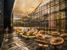W Hotel by Rocco Design Architects, Guangzhou – China