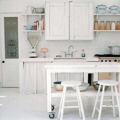 Sanctuary: Kitchen