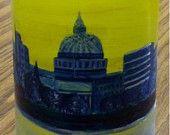 Painted Wine Bottle Harrisburg, PA