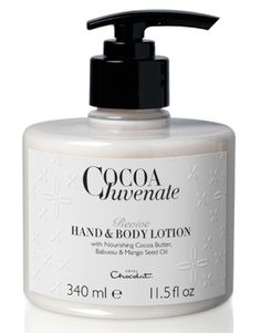 Hand & Body Lotion / Hotel Chocolat. If I can't have the holiday, perhaps I could have this for Mother's Day