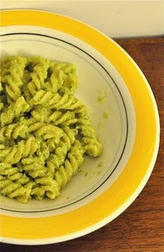 Zucchini Pesto sauce for pasta - simple