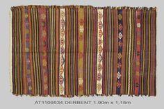 Kilims ADA: Kilims anciens d'Anatolie, taille seccade