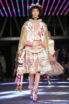 Manish Arora Ready To Wear Spring Summer 2016 Paris - NOWFASHION