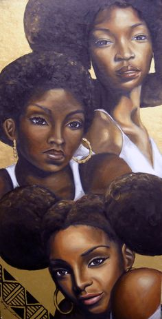 "NATURAL HAIR ART ""When you say you will GO natural, what you mean to say is that you will RETURN."" -I Love Being Black"