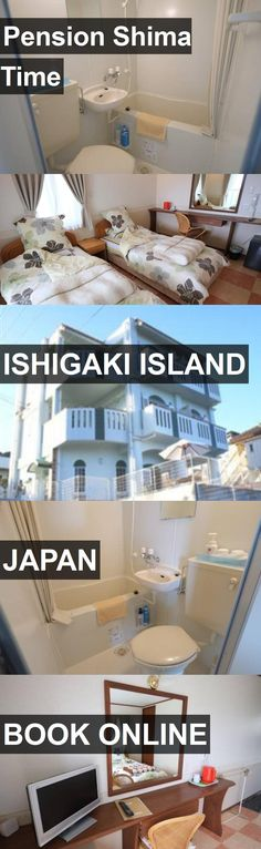 Hotel Pension Shima Time in Ishigaki Island, Japan. For more information, photos, reviews and best prices please follow the link. #Japan #IshigakiIsland #travel #vacation #hotel