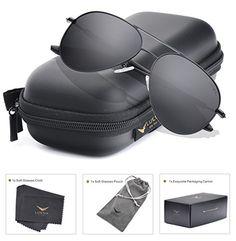 [$13.59 save 74%] #LightningDeal 79% claimed: LUENX Aviator Sunglasses Polarized for Men Women with Sun Glasses ... #LavaHot http://www.lavahotdeals.com/us/cheap/lightningdeal-79-claimed-luenx-aviator-sunglasses-polarized-men/199911?utm_source=pinterest&utm_medium=rss&utm_campaign=at_lavahotdealsus