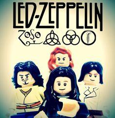 Led Zeppelin - LEGO