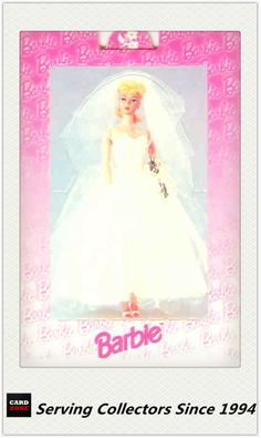 1996 Australia Tempo 36 Years of Barbie Trading Cards Bride Pop Up Subset BR1 | eBay