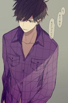 ...Ichimatsu put some pants on