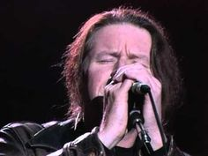 """Don Henley performs """"The Heart of the Matter"""" live at the Farm Aid concert in Indianapolis, Indiana on April 7th, 1990. Farm Aid was started by Willie Nelson, Neil Young and John Mellencamp in 1985 to keep family farmers on the land and has worked since then to make sure everyone has access to good food from family farmers. Dave Matthews joined Farm Aid's board of directors in 2001."""