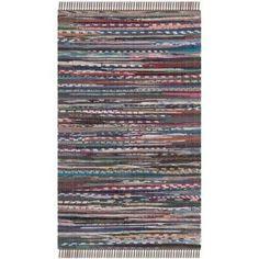 Safavieh Robynne Hand Woven Rag Area Rug, Multicolor
