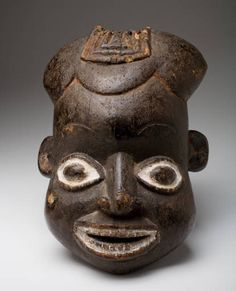 Unidentified Craftsman, Bamum, Fungom, or Kom people :: David Owsley Museum of Art Collection
