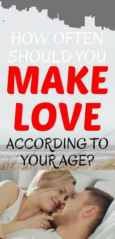 Health Discover How Often Should You Make Love According To Your Age (Chart)? Health And Fitness Expo, Health And Fitness Articles, Wellness Tips, Health And Wellness, Health Tips, Health Care, Health Goals, Detox Plan, Make Love