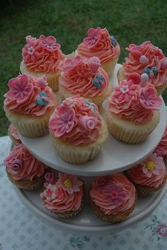 Cute cupcake ideas