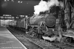 Crewe railway station. My great-grandfather was a signalman at this station.