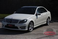 Mercedes C-Class - http://www.motomotion.net/mercedes-c-class/ #GtechniqUK #Detailing #Valeting #Tinting #Motomotioncornwal