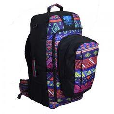 Shop Stylish Travel Packs at Elephant Stripes New Travel, Travel Packing, Travel Bags, Backpacking, Elephant, Stripes, Cool Stuff, Stylish, Shopping