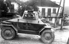 Hungarian Csaba armored car, pin by Paolo Marzioli Army Vehicles, Armored Vehicles, Armored Car, Ww2 Pictures, Ww2 Photos, Armoured Personnel Carrier, Tank Armor, Ww2 History, Armored Fighting Vehicle