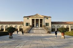 Villa Emo - Palladio Architecture Old, Classical Architecture, Historical Architecture, Beautiful Buildings, Beautiful Homes, Beautiful Places, Andrea Palladio, Urban Design Plan, Villas In Italy