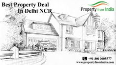 We give information on the projects, which are transforming into a #luxurious landmark and are a good #place to invest on. Our agents create an #infrastructure, which is popularizing. #Property_From_India is the place for those who are interested to #Property For #Buy In Delhi NCR. To konow more visit at:- www.propertyfromindia.com or Call @ +91-8010005577
