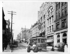 Market Street Wheeling WV | Wheeling History > Art Work of Wheeling, West Virginia: 1904 | Ohio ...