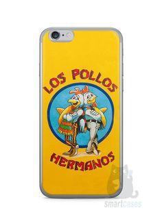 Capa Iphone 6/S Breaking Bad Los Pollos Hermanos #2 - SmartCases - Acessórios para celulares e tablets :)