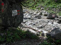 Lechtal - Memminger Hütte Parseiertal