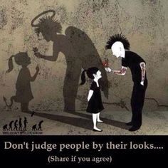 dont judge people