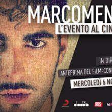 """Marco Mengoni, Essenziale Tour proiettato al Cinema Oxer """"L'Essenziale Tour di Marco Mengoni nelle sale cinematografiche"""""""