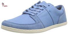 Boxfresh  SPENCER GDYE/SDE, Sneakers Basses homme - Bleu - Blau (NIAGARA BLUE), 40 - Chaussures boxfresh (*Partner-Link)