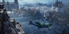 Assassins Creed Unity trailer does a quantum leap - Assassin's Creed Unity is a story that illustrates the politically unstable landscape of the French Revolution. It tells the tale of an Assassin coming of age, looking to avenge